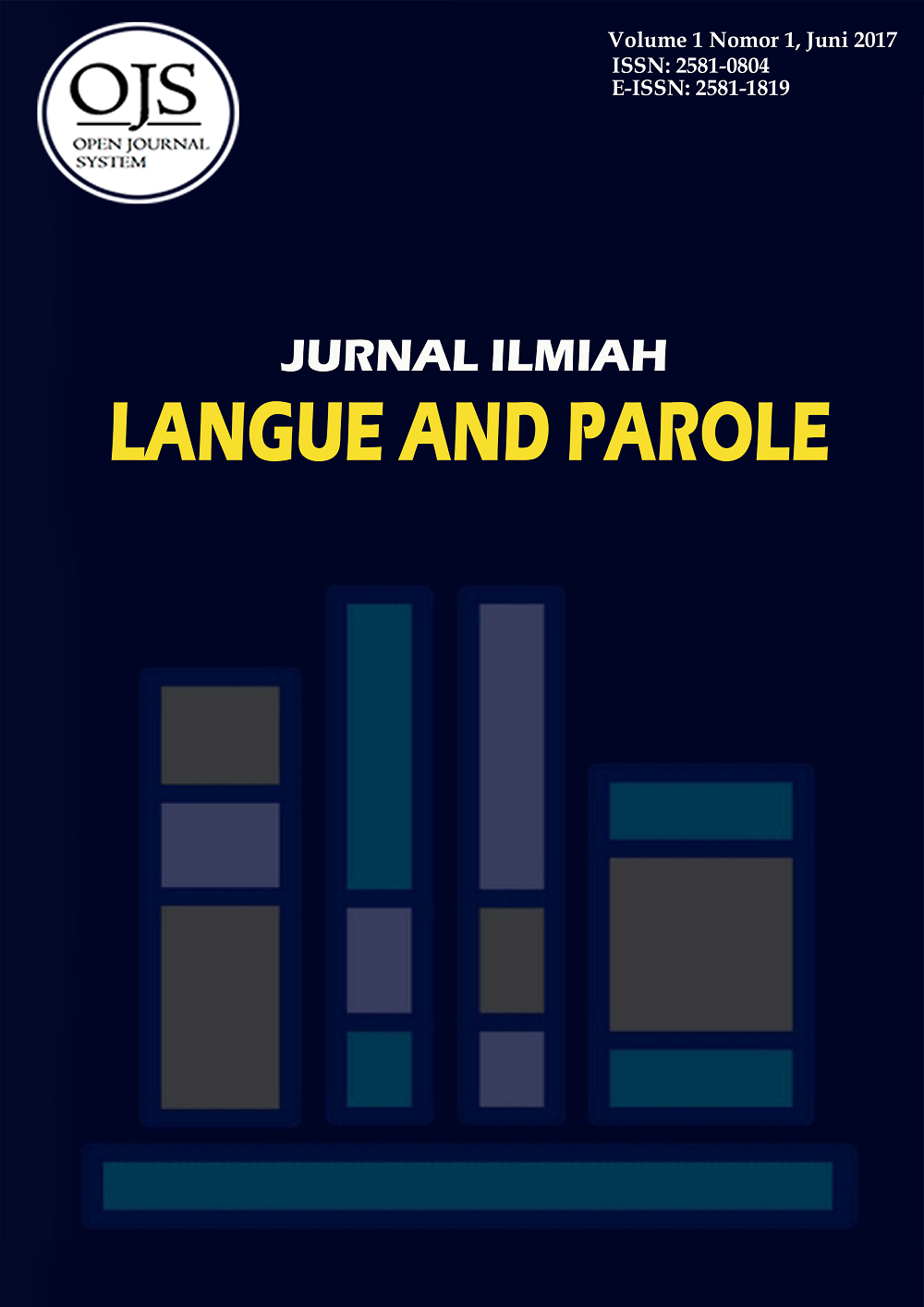 Jurnal Ilmiah Langue and Parole #ojssastraunes